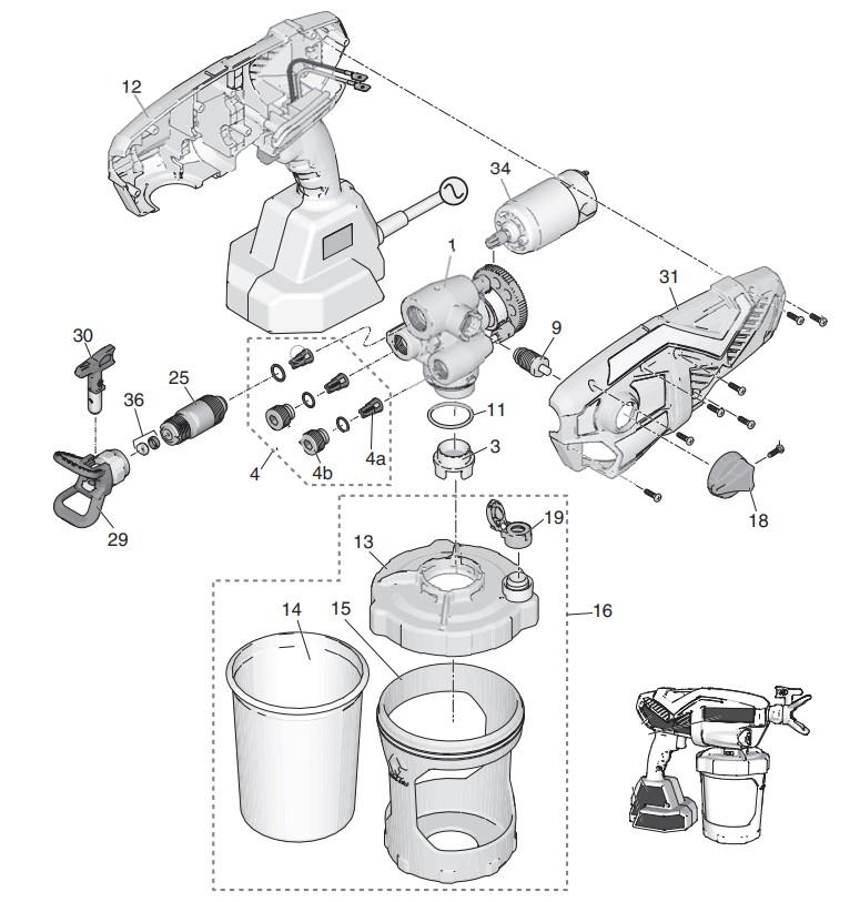 17M360 Parts