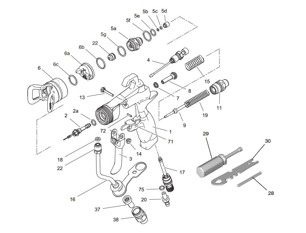 G40 262932 Parts