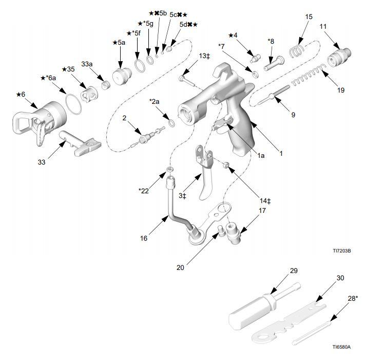 254C857 Parts
